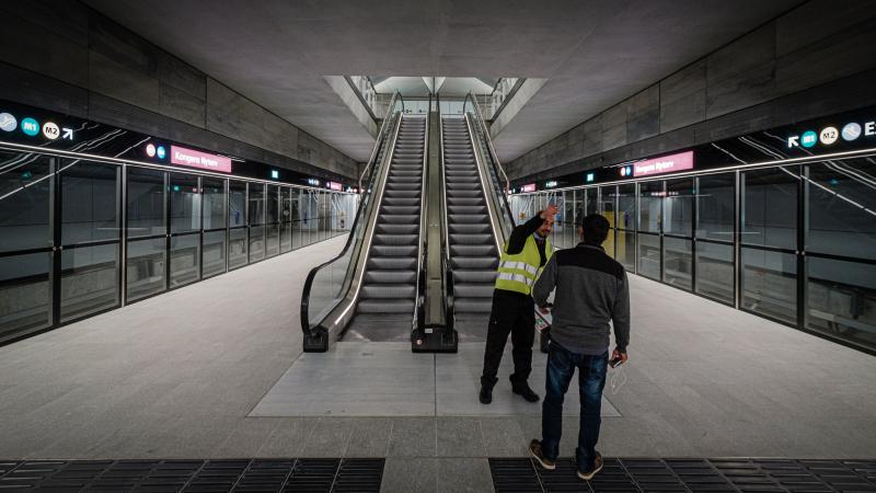 Kongens Nytorv Station