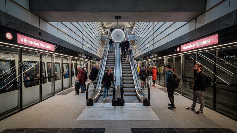 Vibenshus Runddel Station
