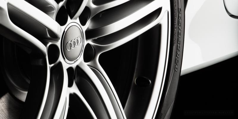Audi A7 - Hjul