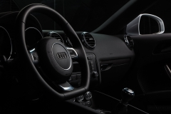 Audi A7 - Interiør