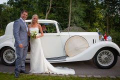 Bryllupsbilen