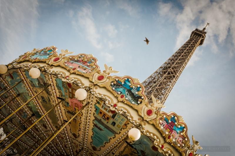 Karrusel i Paris