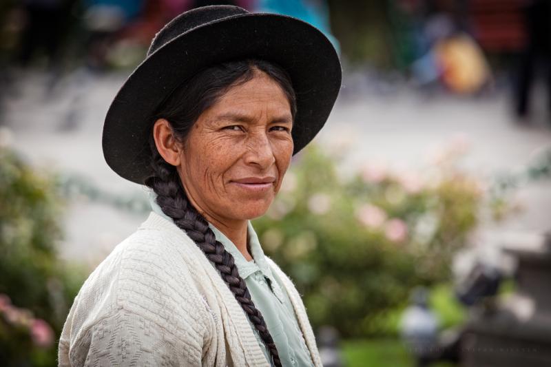 Kvinde fra Peru