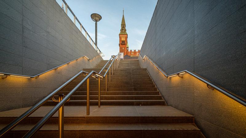 Rådhuspladsen Metro Station