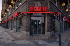 Politikens Boghal, Rådhuspladsen