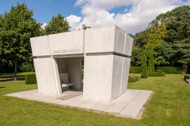 Mausoleum, Vestre Kirkegård
