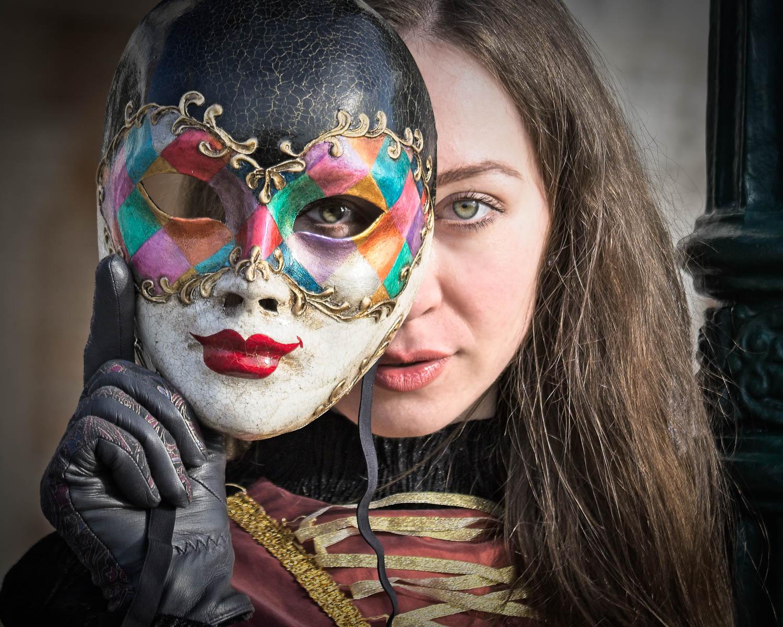 Karneval i Venedig 2019