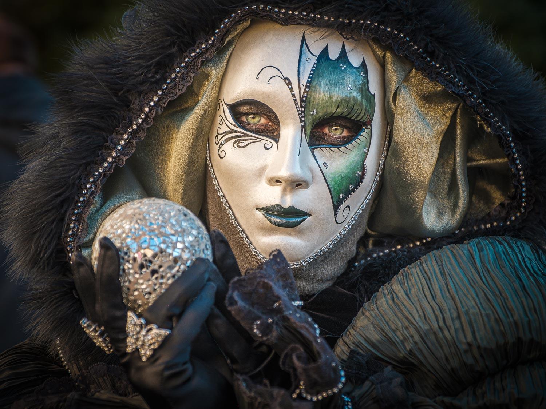 Karneval i Venedig 2020