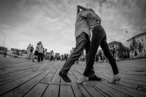 Tango på Ofelia Plads i København