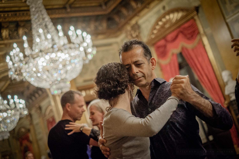 Tango på Det Kongelige Teater